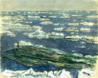 常呂海岸の流氷