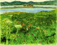 サロマ湖ワッカ原生花園